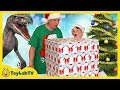 Dinosaur Christmas Toys The Real Santa Family Fun Kids Story With Dinosaurs The Grinch