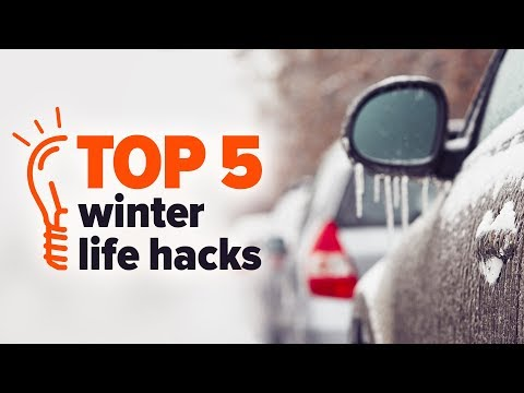TOP 5 WINTER LIFE HACKS FOR YOUR CAR | AUTODOC