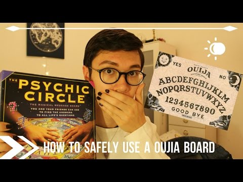 Ouija Boards | How to Use Them Safely + My Scary Experience