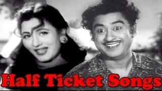 Half Ticket : All Songs Jukebox | Kishore Kumar, Madhubala | Bollywood Collection - Old Hindi Song