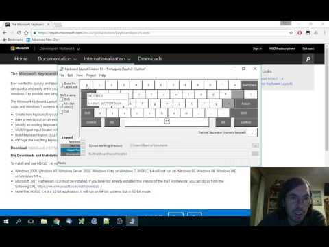 How To: Fix badly mapped Apple Keyboard on Windows 10