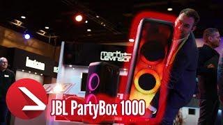 Jbl PartyBox 1000 & PartyBox 100 (Sound Days 2019) - Vidly xyz