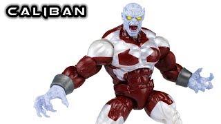 Download Marvel Legends CALIBAN BAF X-Men Action Figure Review Video