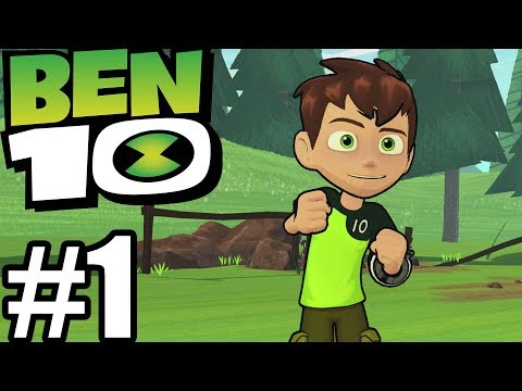 Ben 10 Gameplay Walkthrough Part 1