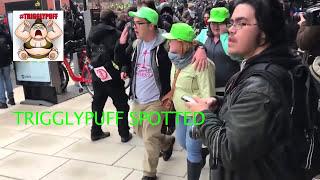 Police get REVENGE on Anti-TRUMP Protesters