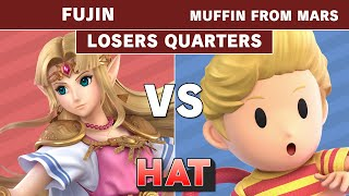 HAT 56 - Mazer | ShiNe (Bowser) Vs  Muffin from Mars (Lucas