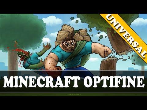 Minecraft Optifine 1.10.2| Instalación Universal