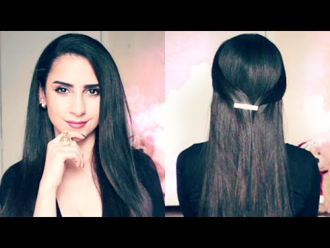 DIY Hair Mask for Growth & Dry Hair {Winter Hair Care}