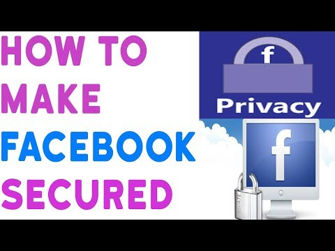 How to make facebook account secured | How to make your facebook private(urdu/hindi) |!!! wtadvise