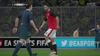 Brazil Vs Egypt Friendly Match FIFA 17 Gameplay