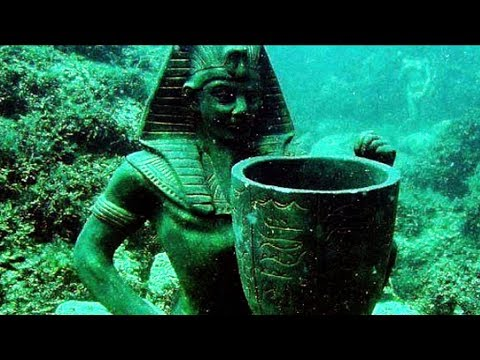 These Mysterious Underwater Cities Are Incredible