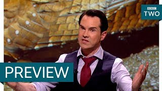 What do vegetarian goat suckers eat? - QI: Series O Oddballs Preview - BBC Two