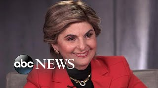 A rare, inside look at the personal life of Gloria Allred