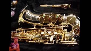 Ritwik Ji On Saxophone