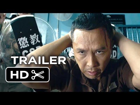Kung Fu Killer Official Trailer #1 (2015) - Donnie Yen Movie HD