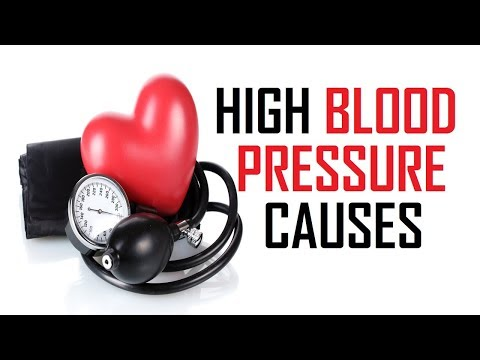 10 Big Causes Of High Blood Presure