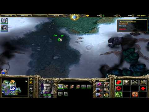 Warcraft 3: Reign of Chaos - Undead 06 - Blackrock and Roll, Too