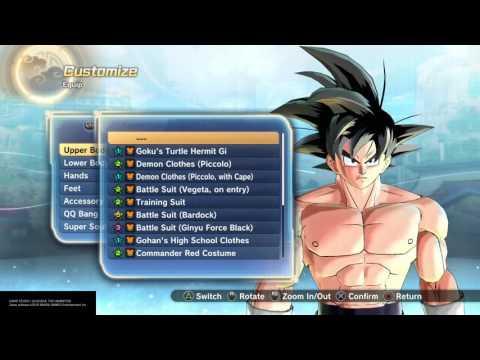 DRAGON BALL XENOVERSE 2 How to make God Mission Goku