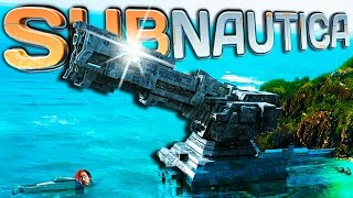 Subnautica | Part 40 | GIANT ALIEN GUN?!
