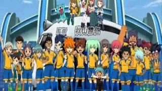 Inazuma Eleven Go Chrono Stone -    All openings