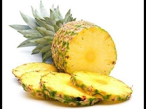 How To Peel & Trim A Pineapple