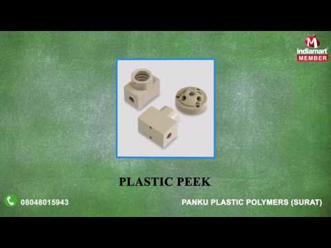 Plastic Granules And Plastic Products by Panku Plastic Polymers, Surat
