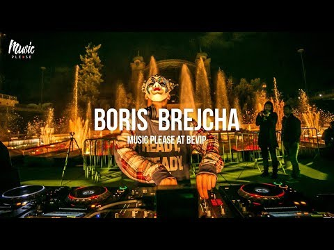 Boris Brejcha live at Bevip - Music Please