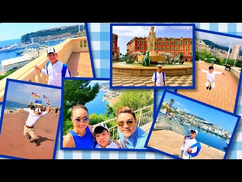 Norwegian Epic Cruise Day 6: Cannes, Nice, Monaco, tender boat, dinner at Cagney's VLOG