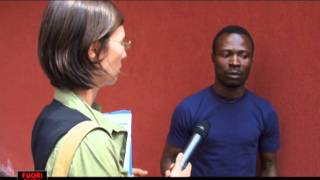 EMERGENZA PROFUGHI - La storia di Joshua della Nigeria