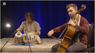 Berklee Indian Ensemble featuring Ustad Zakir Hussain - Lady L (Live at Berklee)