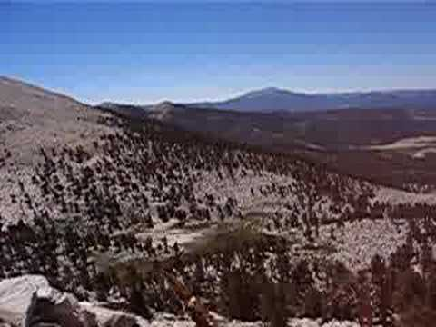 Golden Trout Wilderness Views
