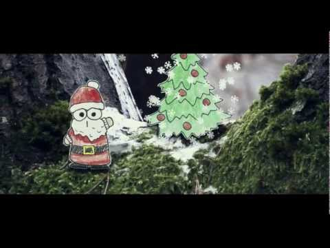 Silent Christmas - After Effects - Doodle Toon Magic