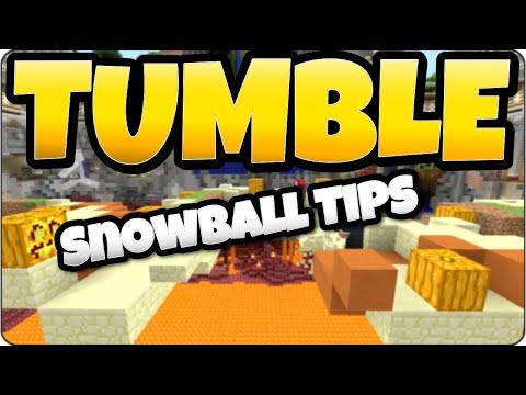 Minecraft Tumble Tips & Tricks Tutorial -