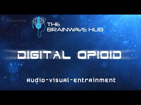Digital Opioid ◢ Photic Stimulation for Blissful, Altered States, Addiction Relief, Pain Relief