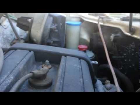 2001 Honda CR-V SE: Replacing PCV Valve Part 2