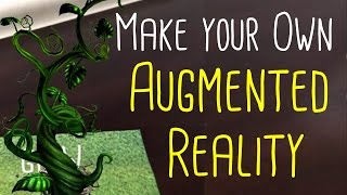 Make your Own Augmented Reality - with PowerPoint and Aurasma
