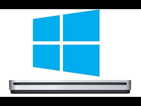 Apple USB SuperDrive - Test For Windows