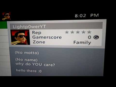 Send me a friend request on Xbox 360 if you want...