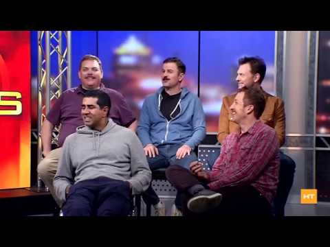 Super Troopers cast - What it took to get Super Troopers 2 made