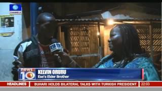 Kelvin Oruru Says Everyone Is Excited Over Ese's Homecoming