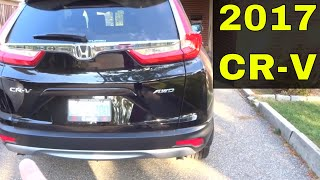 4 Things I Hate About The 2017 Honda CR-V