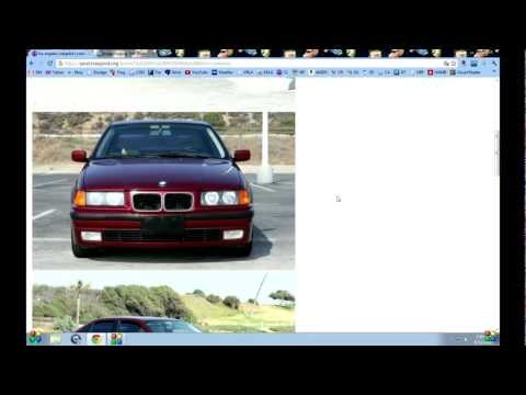 How to Correctly List Your Car, Truck or Anything Else on Craigslist using Large Photos