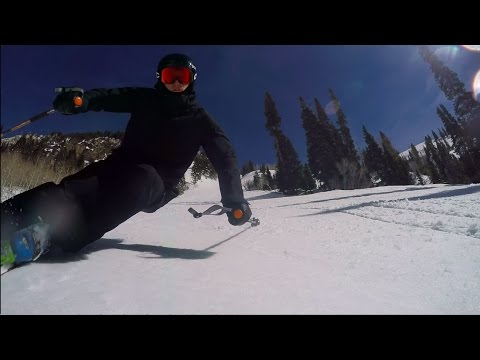 Ski Carving: How to Carve a Turn at Snowbird