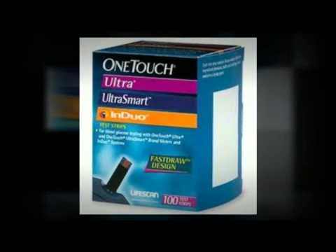 One Touch Test Strips - The Best Way To Test For Glucose Levels
