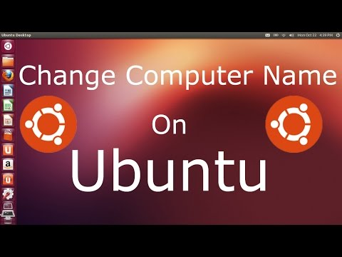 How to Change Your Ubuntu Computer Name in Hindi