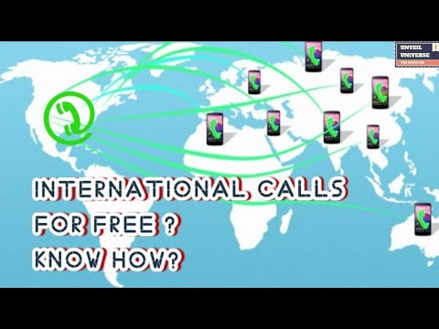 How to Call for Free all over the World | Free International Calls | how to make free calls