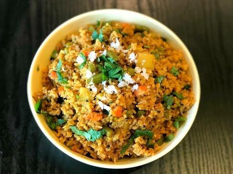 masala bhaat | Easy Masala Rice Recipe | Masale Bhat | how to make masala bhaat | Masala Rice