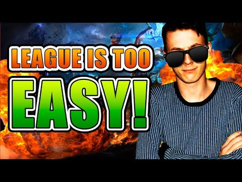 TWP - WHY IS LEAGUE OF LEGENDS SO EASY?
