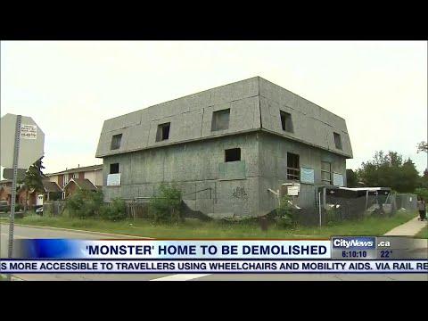 Superior Court orders Brampton monster home demolished