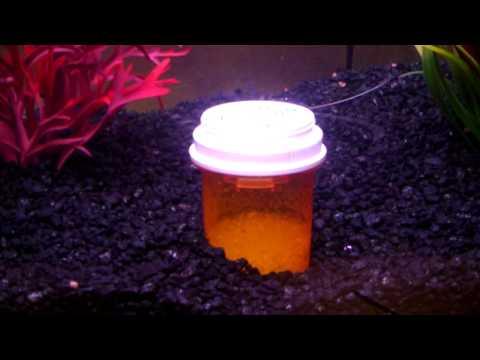 Aquarium Salt DIY- Oscar Tank
